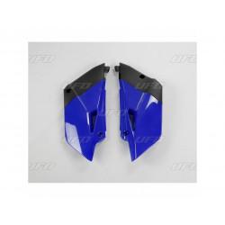 Plaques latérales UFO bleu...