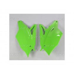 Plaques latérales UFO vert...