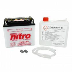Batterie 12v  8 ah nb7c-a...