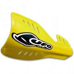 Protège-mains UFO jaune...