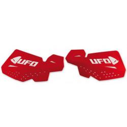 Protège-mains UFO Viper rouge