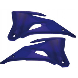 Ouïes de radiateur UFO bleu...