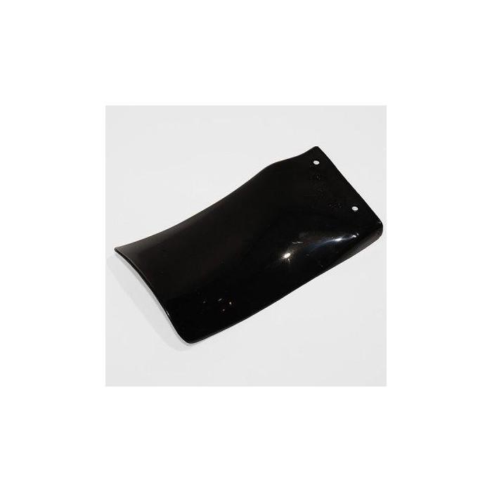 Bavette d'amortisseur UFO noir Honda