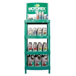 Présentoir MOTOREX métal...
