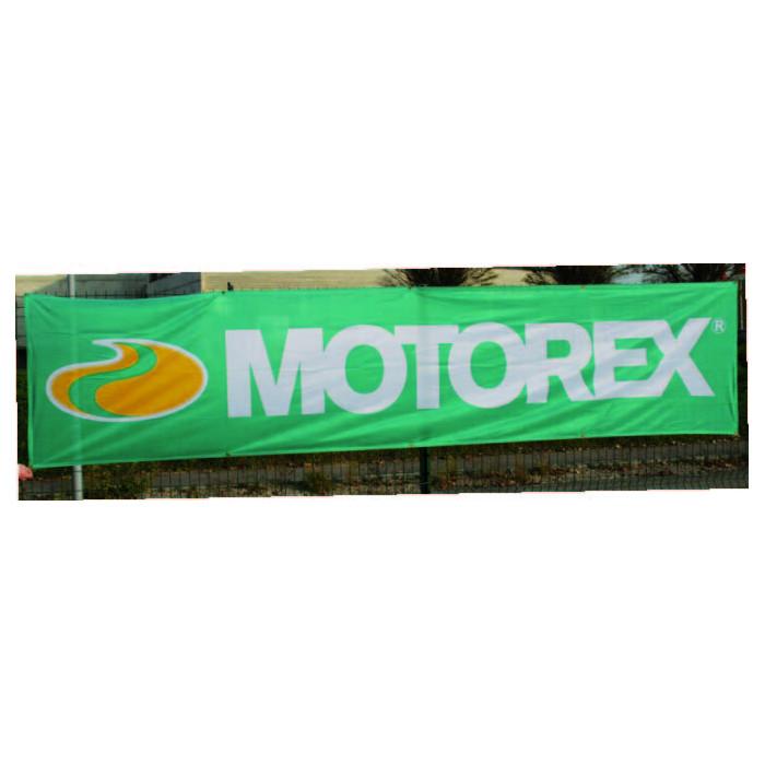Banderolle MOTOREX 400X90