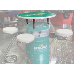 Dessus de fût MOTOREX Table