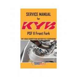Manuel de service PSF2 KYB...