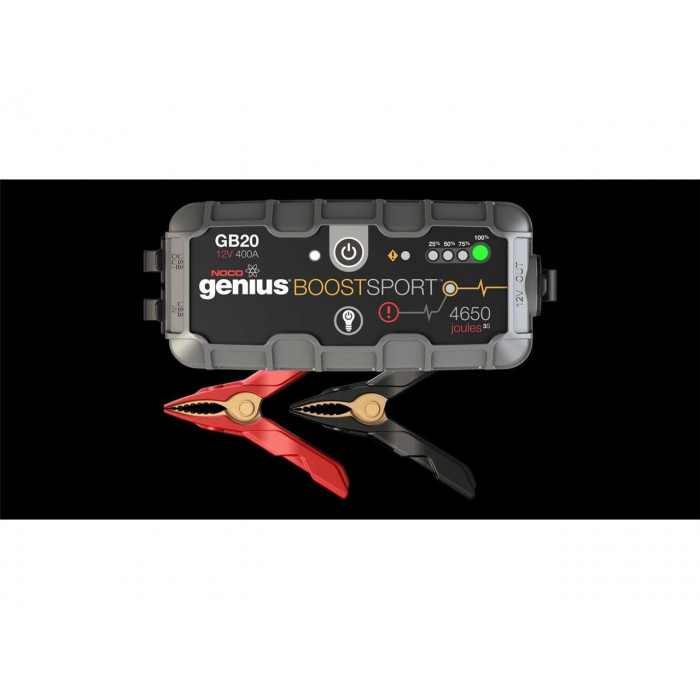 Booster de batterie NOCO GB20 lithium 12V 400A