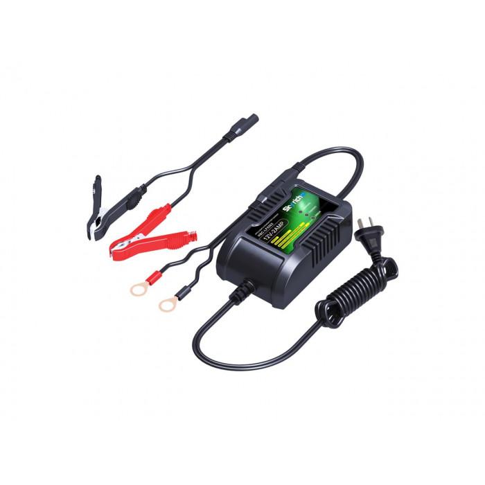 Chargeur de batterie SKYRICH 12V/2Ah