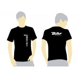 T-Shirt BIHR noir 2017...