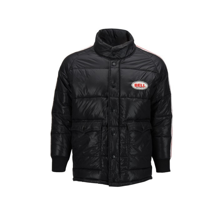Veste BELL Classic Puffy noir taille XL