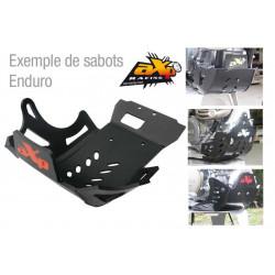 Sabot enduro AXP PHD noir...