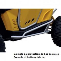 Protection de bas de caisse...