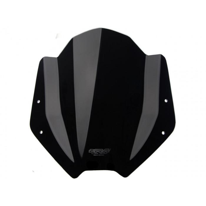 Bulle MRA Racing noir Zero DS/R