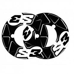 Stickers de couronne S3...