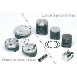 Kit piston TECNIUM Ø56.75mm