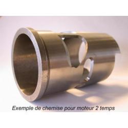 CHEMISE POUR KX500 1989-95