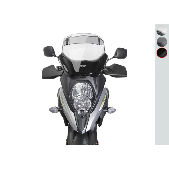 Bulle MRA Vario Touring noir Suzuki DL650 V-Strom