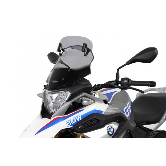 Bulle MRA Vario Touring fumé BMW G310GS/Adventure Tourer