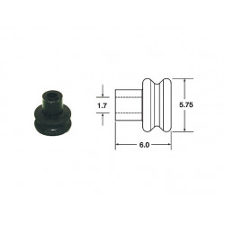 Joints silicone creux 090...