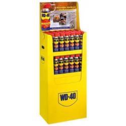 Présentoir + aérosol WD-40...