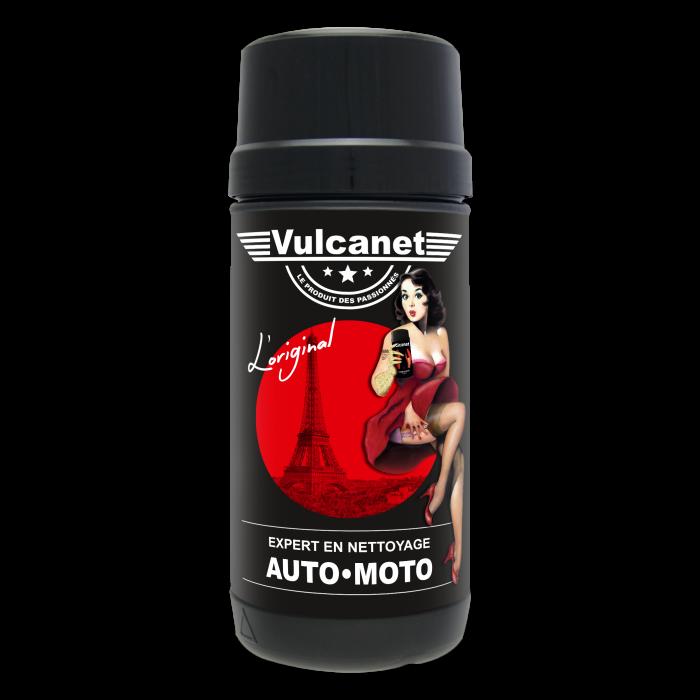 Nettoyant degraissant vulcanet auto moto pot de 80 lingettes vendu a l'unite