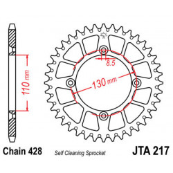 Couronne JT SPROCKETS 49...