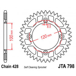 Couronne JT SPROCKETS 52...