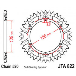 Couronne JT SPROCKETS 50...