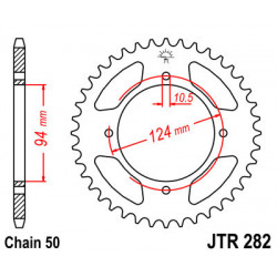 Couronne JT SPROCKETS 34...