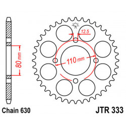 Couronne JT SPROCKETS 41...