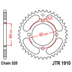 Couronne JT SPROCKETS 32...