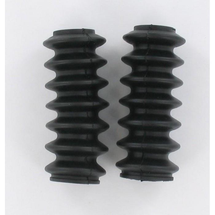 Paire de Soufflets de fourche MBK Motobecane