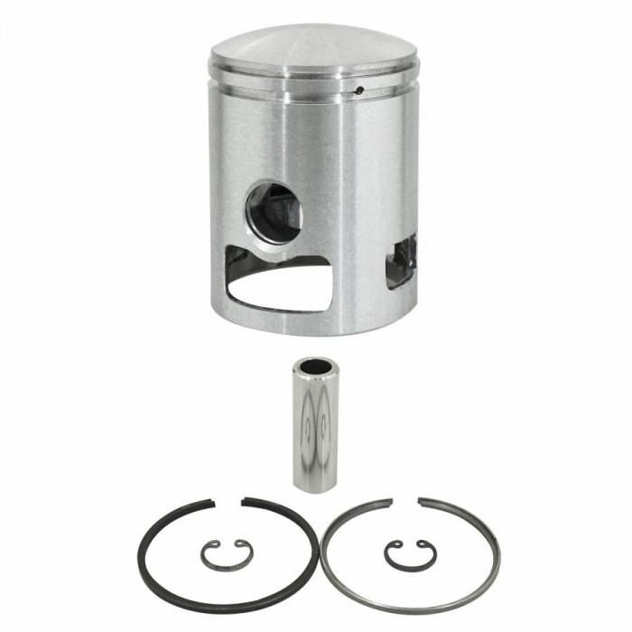 Piston maxiscooter adaptable piaggio 125 vespa px 1998+ (diam 52,5mm) (segments 2,5mm) -selection p2r-