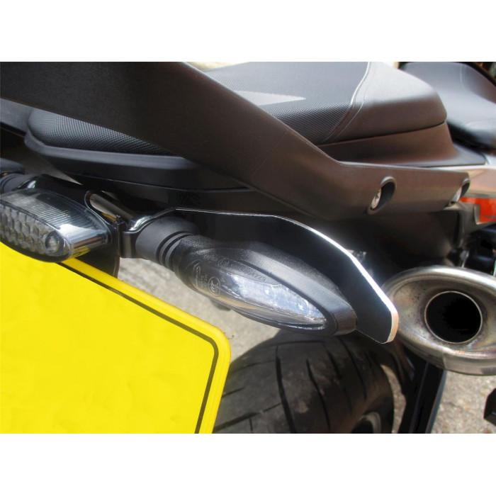 Pare-chaleur clignotant R&G RACING noir KTM 790 Duke