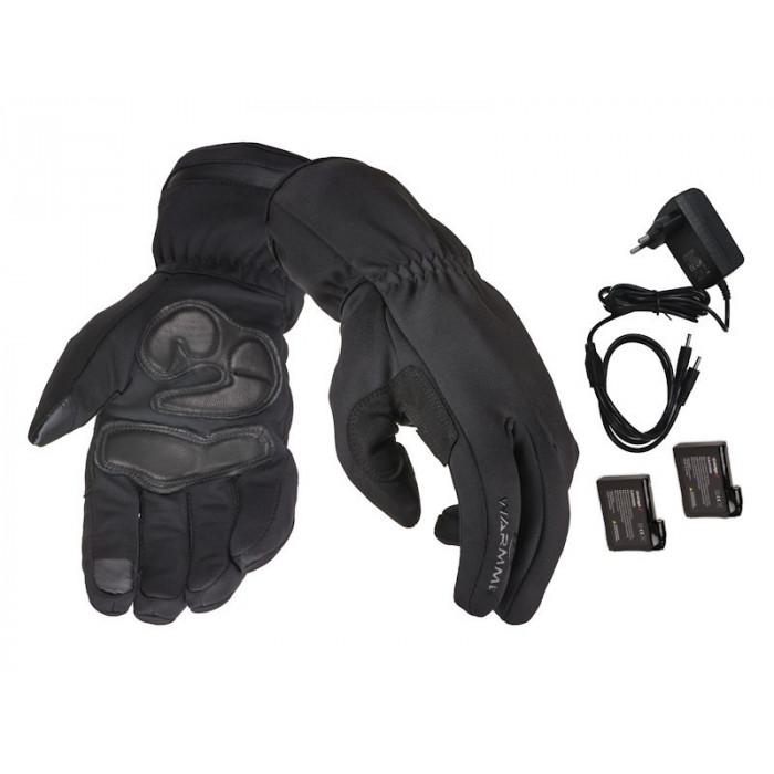 Gants chauffant CAPIT WarmMe Urban noir taille XS