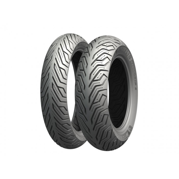 Pneu MICHELIN CITY GRIP 2 120/80-14 M/C 58S TL M+S