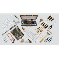 Composition de 125 outils...