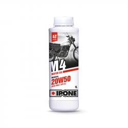 Huile 1 litre IPONE M4 20W50