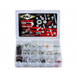 Pack visserie BOLT Honda CR125