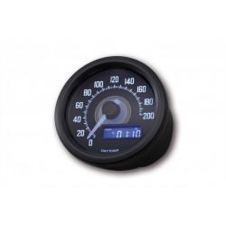 Compteur de vitesse LSL...