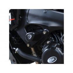 Tampons R&G RACING Aero noir