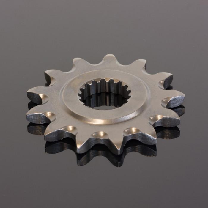 Pignon RENTHAL 12 dents acier anti-boue pas 520 type 292