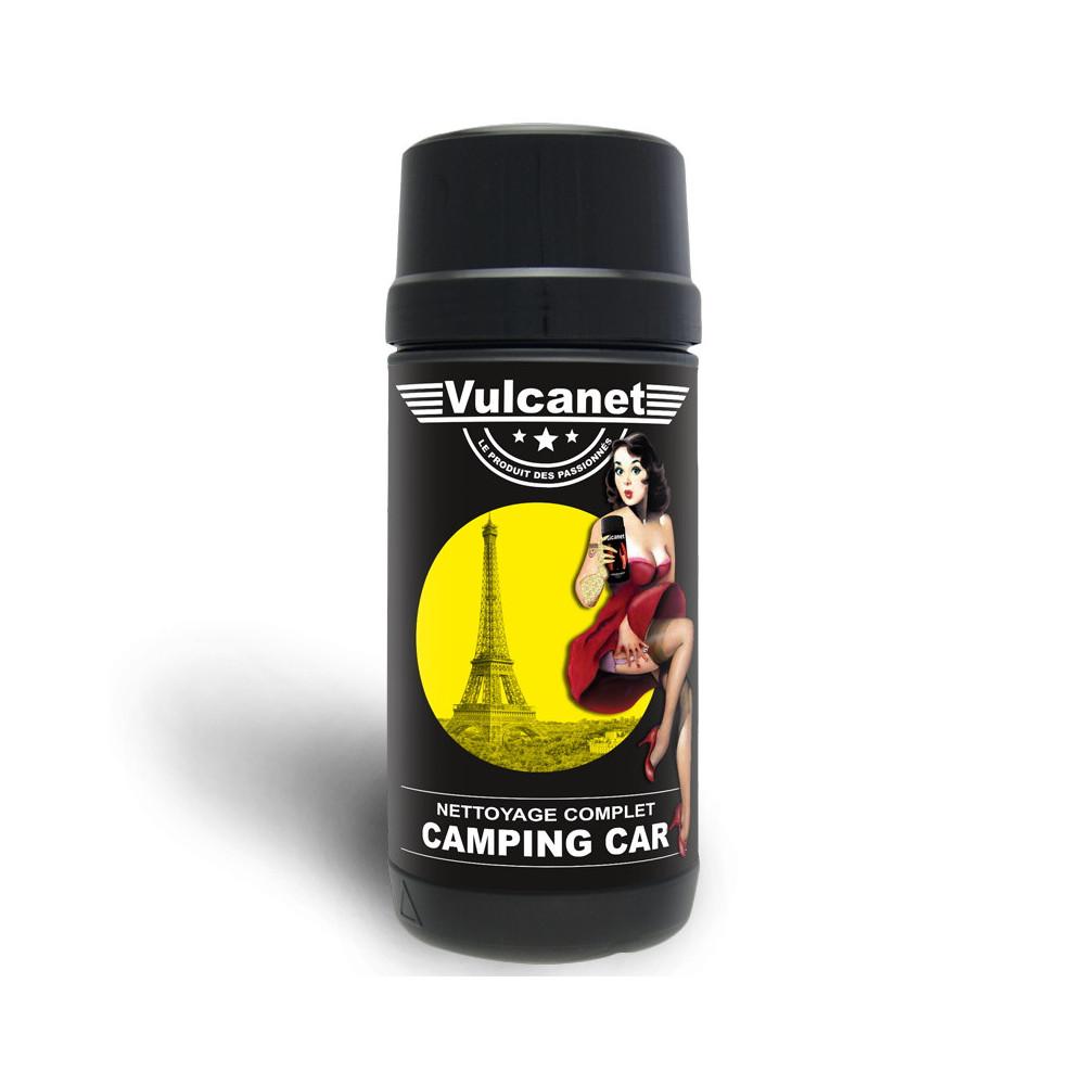 Nettoyant/degraissant vulcanet camping car pot de 80 lingettes vendu a l'unite