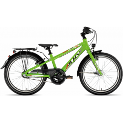 Vélo enfant ado PUKY CYKE 20-3 Alu Light kiwi