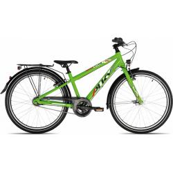 Vélo enfant Ado PUKE CYKE 24-7 Alu light kiwi
