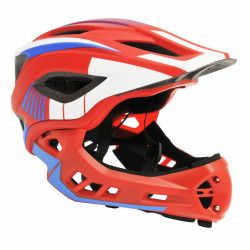 Casque velo bmx integral...