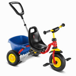 Tricycle PUKY CAT 1 L