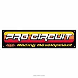 Bannière PRO CIRCUIT logo...