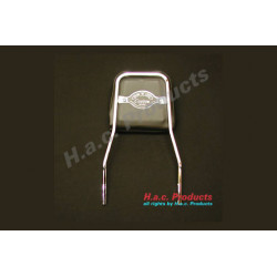 Sissy bar HAC chrome Honda